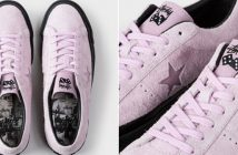 Stussy x Converse One Star