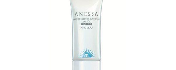 รีวิวครีมกันแดด Anessa : Perfect Essence Sunscreen SPF50+ PA++++