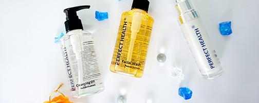 ล้างหน้าแบบไหนให้ออร่าจับกับ Perfect Health