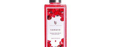 สครับเจล Nature Edition : Tomato Q10 Bead Gel + Micro Scrub