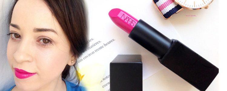 7 วัน 7 เฉดสีกับ NARS Audacious Lipsticks!