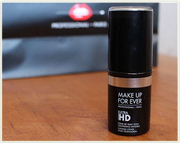 รีวิว Makeup Forever Ultra HD Stick